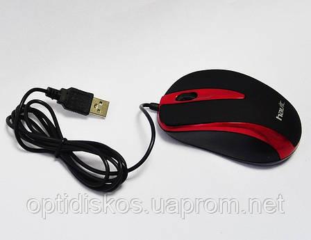 Оптическая мышь HAVIT HV-MS 675 Красная, фото 2