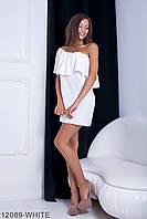 Легкий літній білий сарафан Imagis (S-XXL)