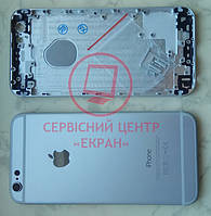 Apple iPhone 6 6g space gray корпус кришка панель