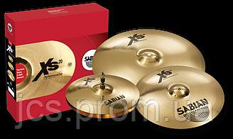 """Набор тарелок Sabian XS20 Performance (14"""" Hats, 16"""" Crash,  20"""" Ride)"""