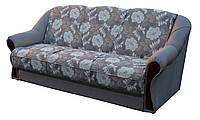 """Прямой кожаный раскладной диван """"Арго-1"""". (230 см)"""