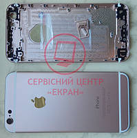 Apple iPhone 6 6g gold корпус кришка панель