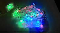 Новогодняя гирлянда, Елка 28 LED