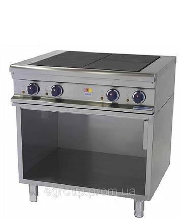 Плита кухонная Kogast ЕS-T47/P, фото 2