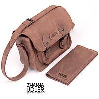 Коричневая сумочка, фото 1