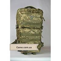 Рюкзак тактический пиксель 45 литров, фото 1