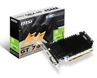 Видеокарта GeForce GT730 MSI 2Gb DDR3