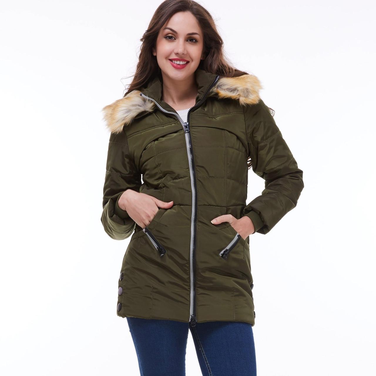 Куртка зимняя AL-5804
