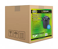 Прудовый фильтр NBPF-12000 напорный с обратной промывкой UV18W
