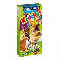 Крекер для морских свинок с фруктами Vitakraft Kracker (Витакрафт Крекер) 2 шт