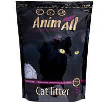 Наполнитель силикагелевый для кошачьего туалета Animall Аmethyst Сrystals, 5 л