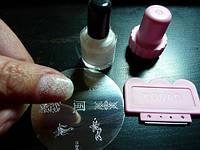 Как правильно пользоваться стемпингом для ногтей