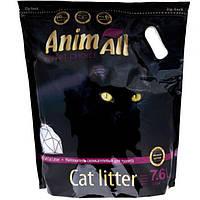 Наполнитель силикагелевый для кошачьего туалета Animall Аmethyst Сrystals, 7,6 л