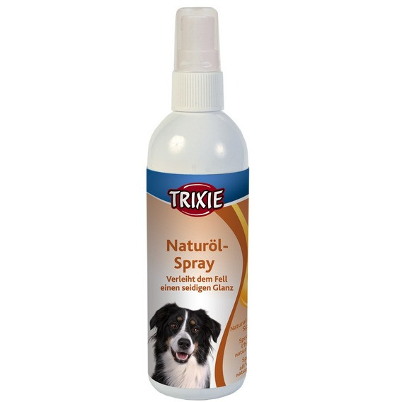 Спрей для шерсти собак Trixie Масло макадамии и облепихи, 175 мл