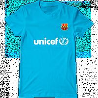 """Мужская футболка с принтом """"Барселона"""""""