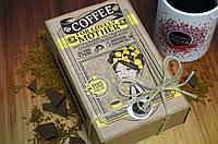 """Подарочный набор с кофе для мамы """"For Lovely mother"""""""
