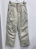 Бежевые горнолыжные штаны Snozu