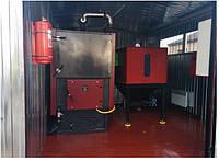 С автоматической загрузкой топлива (пеллетные)
