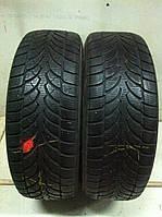 Пара зимних шин б/у Bridgestone Blizzak LM32205/60/16