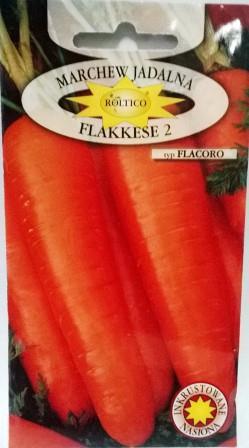 Морква Флакке 2   5г (Roltico)