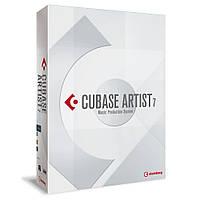 Программное обеспечение Steinberg Cubase Artist 7  Retail