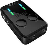Аудиоинтерфейс IK Multimedia iRig Pro Duo
