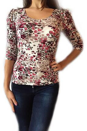 Женская блуза вискоза, фото 2