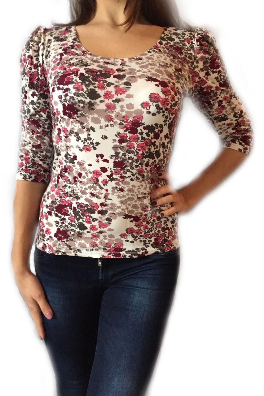 Женская блуза вискоза