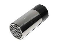 Насадка наконечник глушителя нержавейка 0099 (35-55мм) тюнинг на выхлопную трубу глушитель универсальная