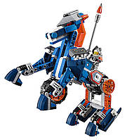 Конструктор LEGO NexoKnights Лэнса Meханическая  Лошадь 70312