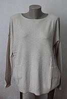 Кофта женская с карманами, фото 1