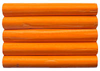"""Полимерная глина оранжевая 17 г. """"Бебик"""""""