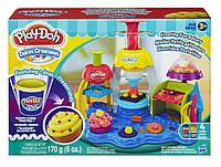 "Набор пластилина ""Фабрика пирожных"" Play-Doh Hasbro (A0318)"