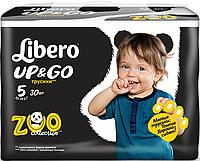 Подгузник детский Либеро Up&Go 5 (10-14кг) (30)