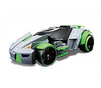 Радиоуправляемый автомодель-трансформер Maisto Tech Street Troopers PT808 Серо-зеленый 81108 grey/green