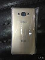 Задняя крышка Samsung A500F Galaxy A5 Duos/A500FU/A500H (2015), золотистая