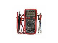 Мультиметр DT VC 61A, тестер цифровой, мультиметр универсальный,  мультиметр цифровой, мультиметр тестер