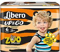 Подгузник детский Либеро Up&Go 6 (13-20кг) (28)