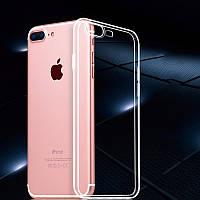 Ультратонкие Силиконовые чехлы для iPhone 7 Plus