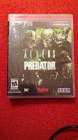 Видео игра Alien vs Predator (PS3)