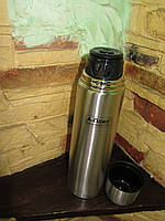 Термос вакуумный с нержавеющей стали, 750мл