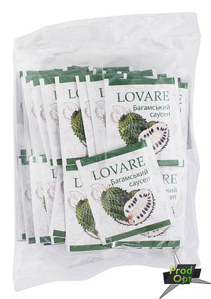 Чай Багамський Саусеп LOVARE 50 пакетів, фото 2