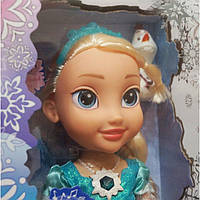 Кукла Эльза Frozen «Холодное сердце» музыкальная, свет ( L2015-1)