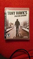 Видео игра Tony Howks Pro Groun (PS3)