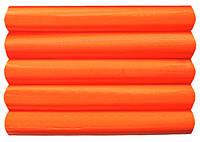 """Полимерная глина оранжевая флуоресцентная 17 г. """"Бебик"""""""