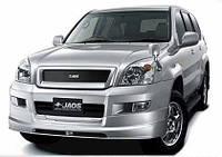Комплект обвеса Toyota LC Prado 120