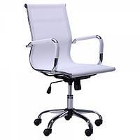Кресло Slim Net LB (XH-633B) белый