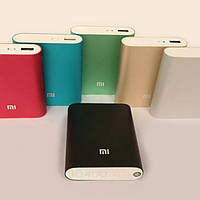 Портативное зарядное устройство мобильная зарядка Power Bank Xiaomi Mi 10400 mAh