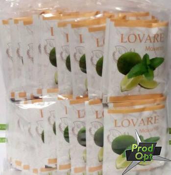 Чай Мохіто LOVARE 50 пакетів, фото 2