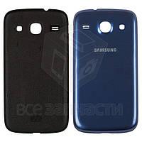 Задняя крышка батареи для мобильного телефона Samsung I8262 Galaxy Core, синяя